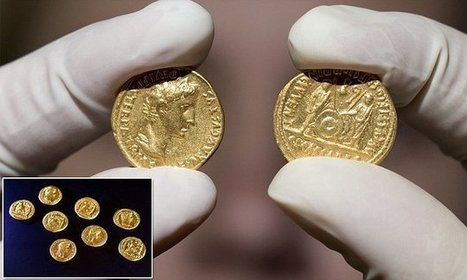 Gold coins found in Germany mark the site of an ancient Roman massacre 3426b54e15