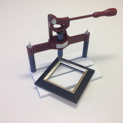 Benchmaster A Picture Frame Joining Too
