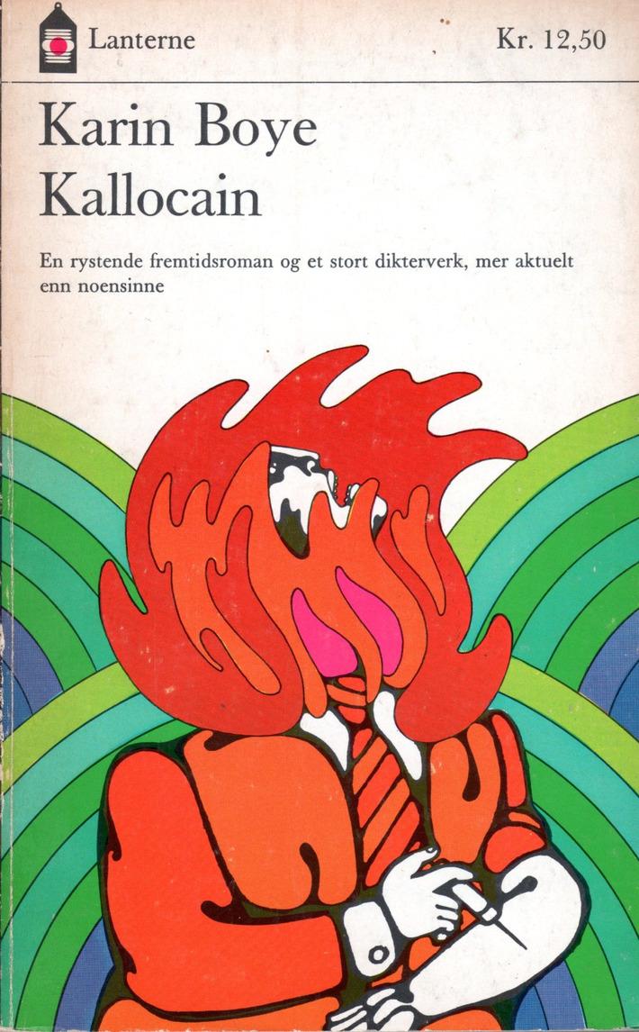 Amazing Psychedelic Vintage Norwegian Sci-Fi Book Covers ... | Kitsch | Scoop.it
