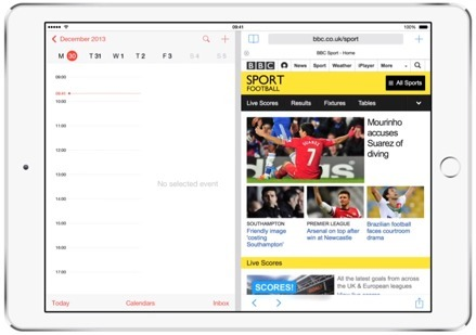 Apple to bring split-screen multitasking to iPad with iOS 8 | Digital Lifestyle Technologies | Scoop.it