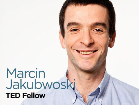 TED Blog | Civilization reboot: Fellows Friday with Marcin Jakubowski | Focus On Improvements | Scoop.it