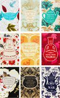 Coralie Bickford Smith's Great Food Books - Novelicious - The Female Fiction and Chick Lit Blog   Book Cover Designs   Scoop.it