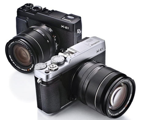First test shots posted for Fujifilm X-E1 mirrorless, XF1 compact cameras - imaging resource | Fujifilm X-E1 | Scoop.it