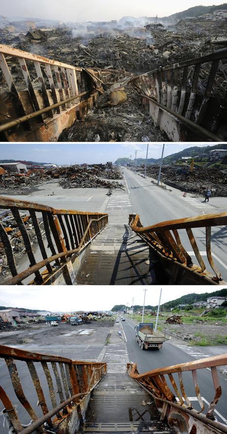 The Frame: Japan marks 6 months since earthquake, tsunami - sacbee.com | Japan Tsunami | Scoop.it