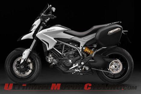 2013 Ducati Hyperstrada | Specs & Photos | Ultimate Motorcycling | Ductalk Ducati News | Scoop.it