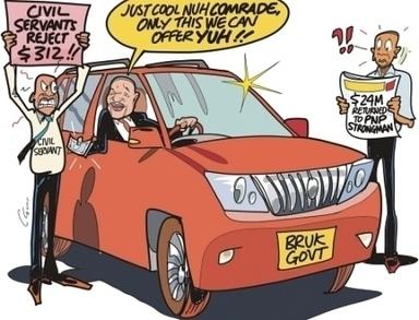 Jamaica Editorial Cartoons - Clovis Toons - JamaicaObserver.com | Commodities, Resource and Freedom | Scoop.it