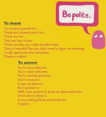 Modal verbs definition with meaning and example polite how to thank and answer politely stopboris Gallery