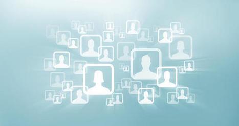 Les réseaux sociaux internes poussent à la collaboration augmentée   Réseaux sociaux et Curation   Scoop.it