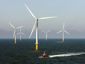 Belgium to build 'battery island' to store wind farm energy — RT | Sustain Our Earth | Scoop.it