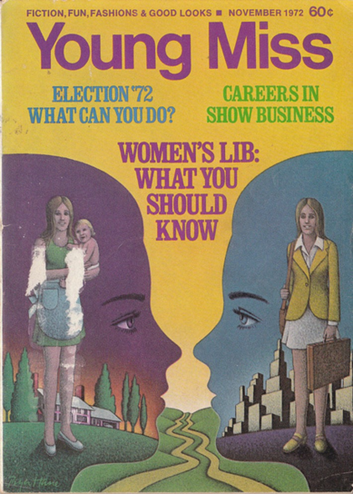 Retrospace: Vintage Scan #20: A 1972 Quiz on Women's Lib | Herstory | Scoop.it