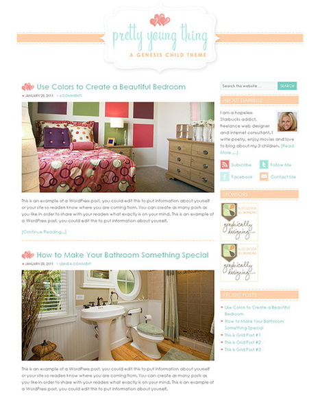WordPress Wedding Themes to Save and Share the Most Precious Moments of the Big Day | Blogs | Scoop.it