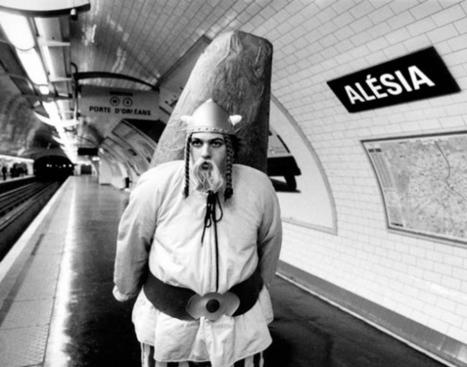 Il prend au pied de la lettre le nom des stations de métro pour créer des photos hilarantes | La Photographie est ma vision par Cédric DEBACQ | Scoop.it