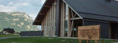 La maison des Vins de Savoie à Apremont détruite par un incendie | Le vin quotidien | Scoop.it