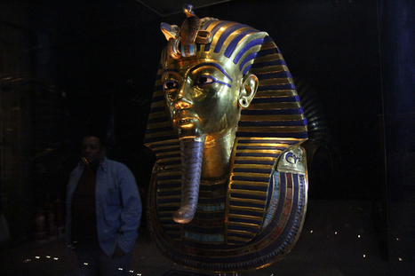 L'Egypte entame la restauration du masque de Toutankhamon | Merveilles - Marvels | Scoop.it