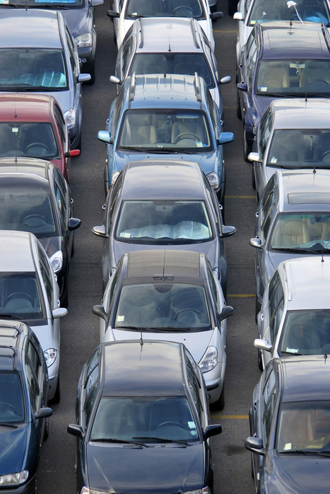 Costs of parking include big 'environmental footprint' | Suburban Land Trusts | Scoop.it