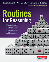 Routines for Reasoning by Grace Kelemanik, Amy Lucenta, Susan Janssen Creighton. Fostering the Mathematical Practices in All Students | Common Core Online | Scoop.it