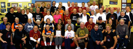 Rock Steady Boxing| Improves the quality of life for those battling Parkinsons Disease | #ALS AWARENESS #LouGehrigsDisease #PARKINSONS | Scoop.it