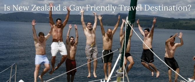 Is New Zealand a gay friendly travel destination?