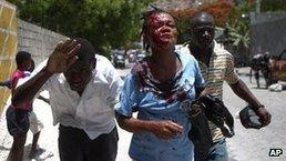Protest over Haiti slum eviction | Geography News | Scoop.it