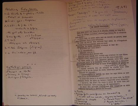 La mémoire faite trajet.Ethnographie des écrits de travail d'un conteur contemporain (EspacesTemps.net) | Géographie de la mémoire | Scoop.it