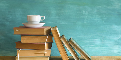 6 Reasons Why Print Books Will Always Be Better | School libraries are vital | Scoop.it