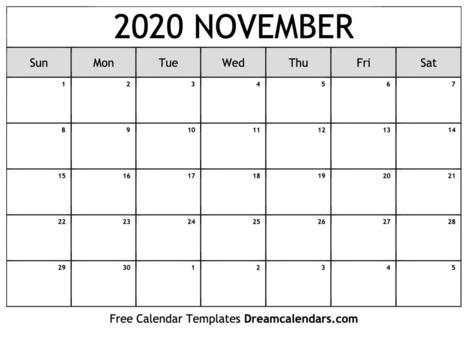 Printable Calendar 2019 | Scoop it