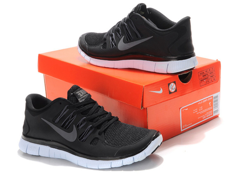 detailed pictures d67c7 c31a4 Hot Nike Free 5.0 Womens Black Gray Running Shoes Shoes -  44.58   nike and  adidas