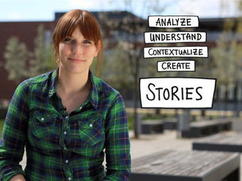 Future of Storytelling Course | Education. Online. Free. | iversity | AAEEBL -- Digital Storytelling | Scoop.it