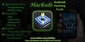 kali linux tutorial: Hackode Android penetratio
