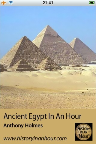 Ancient Egypt In An Hour | Ancient World History | Scoop.it