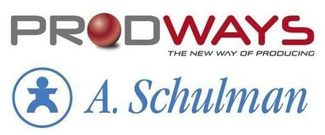 Prodways to develop new 3D printing powders with plastics company A. Schulman | 3D_Materials journal | Scoop.it