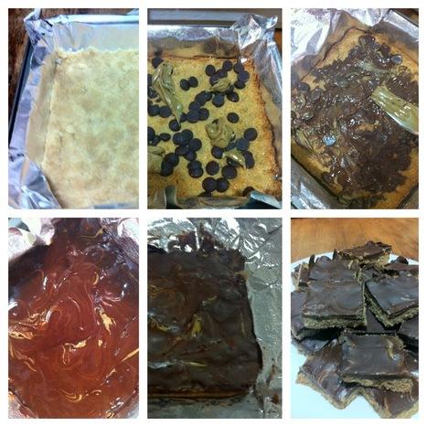 GLUTEN-FREE DARK CHOCOLATE SUNBUTTER SHORTBREAD - Nummy For My Tummy | Truly Healthy Recipes | Scoop.it
