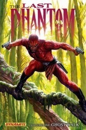 The Last Phantom. That is some good jungle Mojo!! | Comic Book Reviews | Scoop.it