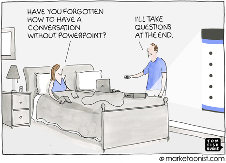 PowerPoint-itis | Digital Love | Scoop.it