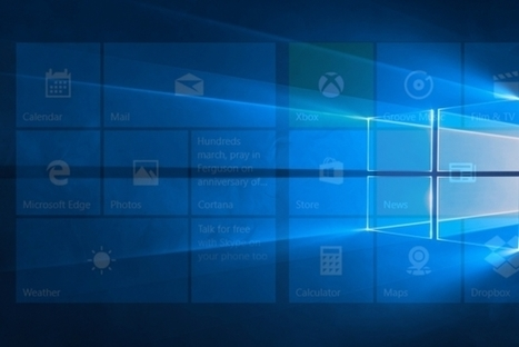 Windows 10 va-t-il à terme se transformer en panneau publicitaire ? | Freewares | Scoop.it