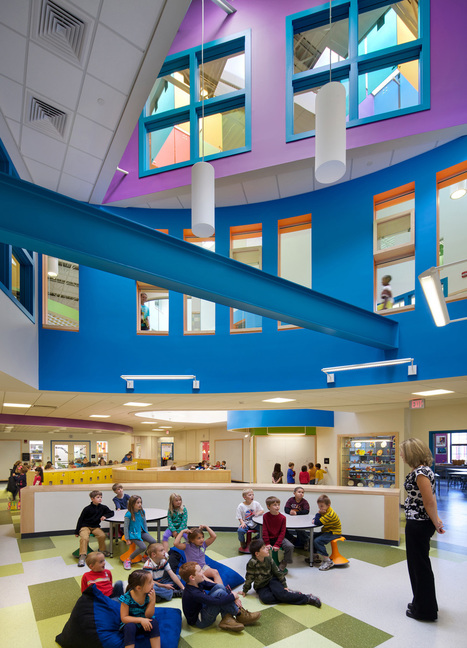 Beautiful Learning Spaces   Entornos educativos   Scoop.it