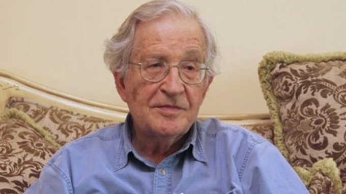 Noam Chomsky says US-Russia tensions could spark nuclear war - Press TV | real utopias | Scoop.it