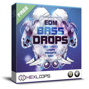 SUB BASS 808 Bass Samples - WAV & MIDI | He