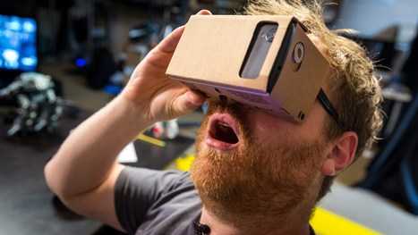 Hands-On with Google Cardboard Virtual Reality Kit - YouTube | H.A.Z.L.O.R.E.A.L web 3.0 | Scoop.it