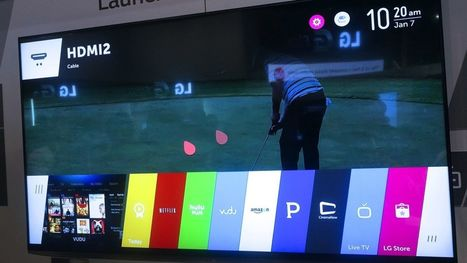 Mossberg: TVs are still too complicated, and it's not your fault   Gadgets - Hightech   Scoop.it