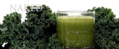 Blood Detoxifying + Alkalizing + Cancer Protecting Smoothie ... | Foodies (Rawism, Vegetarianism, Veganism) | Scoop.it