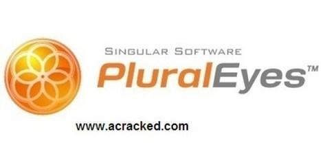 PluralEyes 4 1 6 Crack + Activation Code Free D