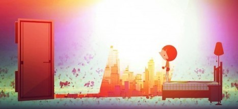 Will Animation   Fubiz™   freehand illustration and graphic design   Scoop.it