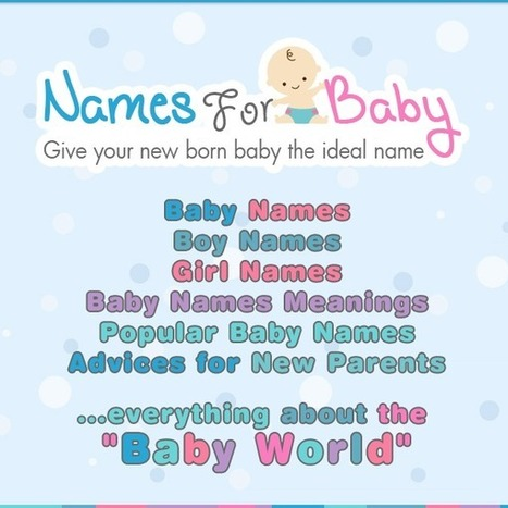 Baby Boy Names Meanings Unique Boys