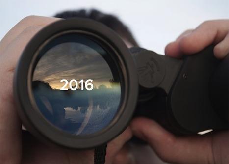 16 tendencias de marketing digital para el 2016 | Utilización de Twitter la Educación | Scoop.it