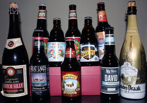 9 Beers to Get You in the Holiday Spirit | International Beer News | Scoop.it