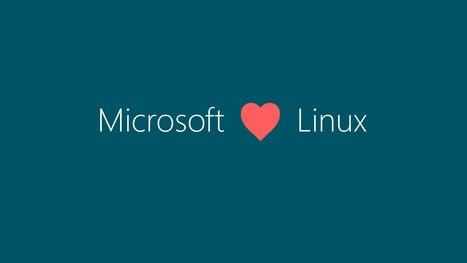 La Linux Foundation n'est plus un cancer, Microsoft l'a rejoint - FrAndroid | GeoWeb OpenSource | Scoop.it