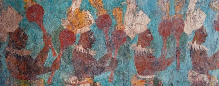 Maya Blue source confirmed : Past Horizons Archaeology | Cultural History | Scoop.it