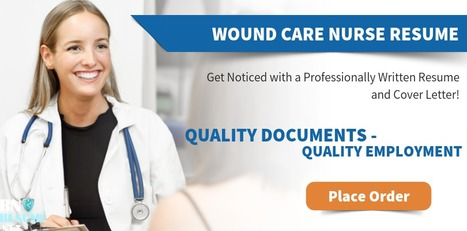 Catchy Wound Care Nurse Resume | RN Resume Pict...