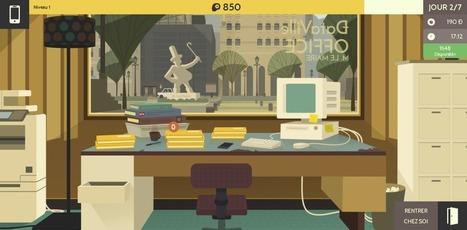 Datak : un jeu sérieux pour protéger vos données sur Internet | Mon Environnement d'Apprentissage Personnel (EAP) | Scoop.it